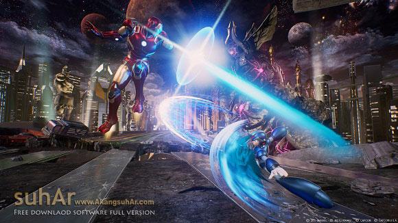 Gratis Download Games Pc Marvel vs Capcom Infinite Deluxe Edition Full Crack Terbaru