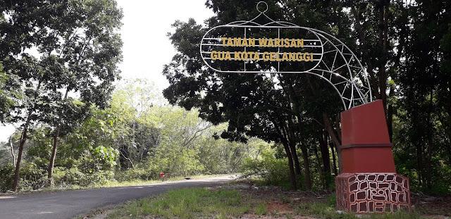 Taman Warisan Gua Kota Gelanggi