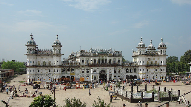 Janaki Temple of Nepal