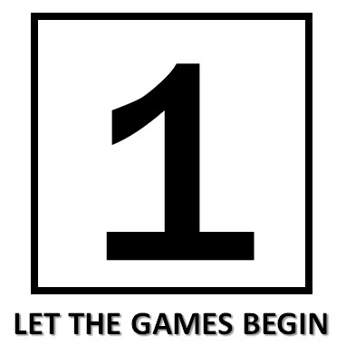 Textusa: Square One - Let the games begin ONE