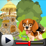 G4K Beagle Puppy Rescue Game Walkthrough