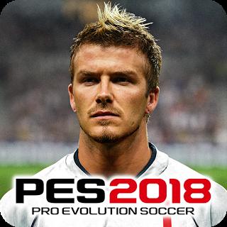 PES 2018 (Pro Evolution Soccer) 2.2.0 Apk + Data Terbaru Untuk Android