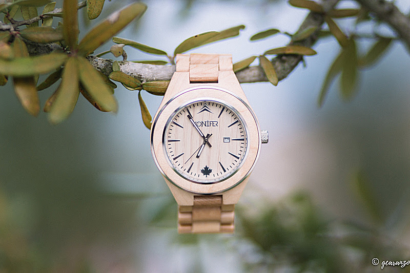 Konifer wooden watch review
