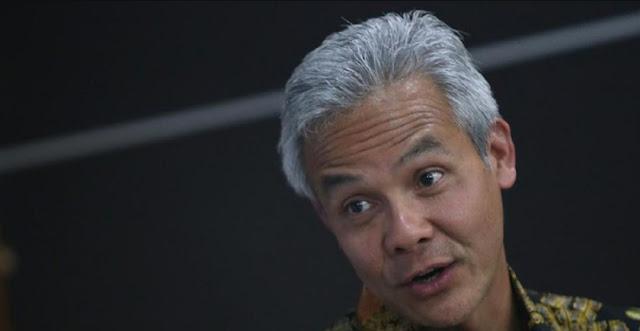 Ganjar soal Posko Prabowo di Solo: Bikin Banteng Bangun dan Keluar Tanduk