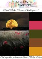 Wyzwanie #2: Paleta kolorów Shalini | Creative Challenge #2: Shalini's Colors Challenge