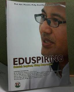 Buku Eduspiring, sekolah inspirasi Toko Buku Aswaja Surabaya
