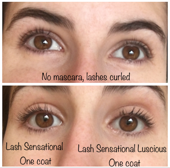 deb70725a3a Based on my experience, if you're going to go for one of the Lash  Sensationals the original takes the cake. I think both of these products  might work better ...