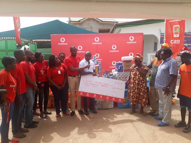 Vodafone Fete Children 11 Orphanages In 'Bronya aye de' Campaign