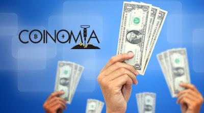 Panduan Cara Funding Akun Coinomia