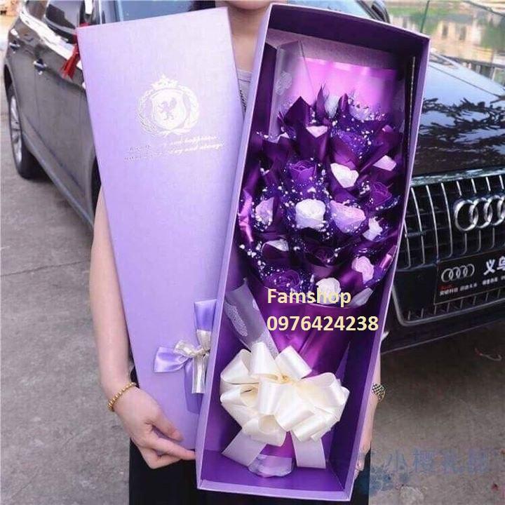 Hoa hong sap thom vinh cuu tai Van Quan