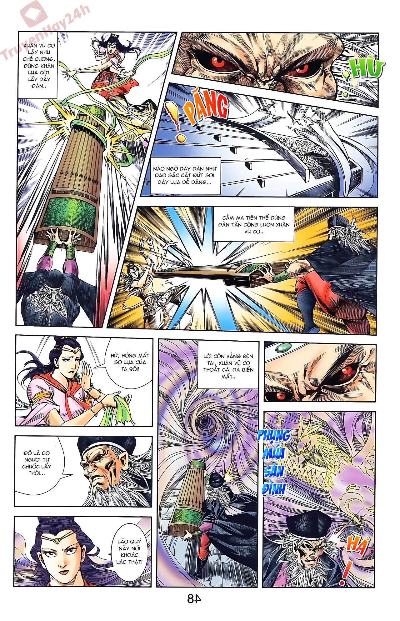 Tần Vương Doanh Chính chapter 46 trang 14