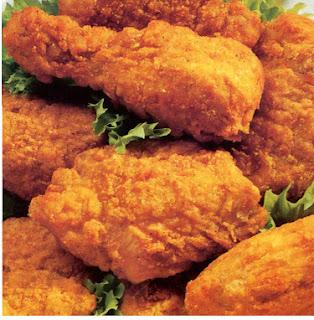 Kentucky Fried Chicken Recipe in urdu - lahorerecipes.blogspot.com