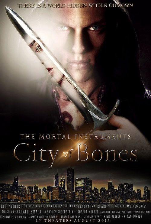 The Mortal Instruments City Of Bones นักรบครึ่งเทวดา [HD]