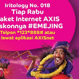 PROMO INTERNET AXIS RABU RAWIT FEBRUARI 2017
