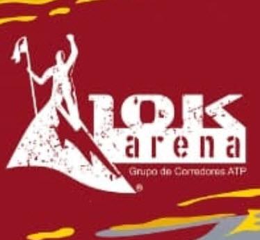 5k y 10k por la arena de ATP en El Pinar (02/feb/2020)
