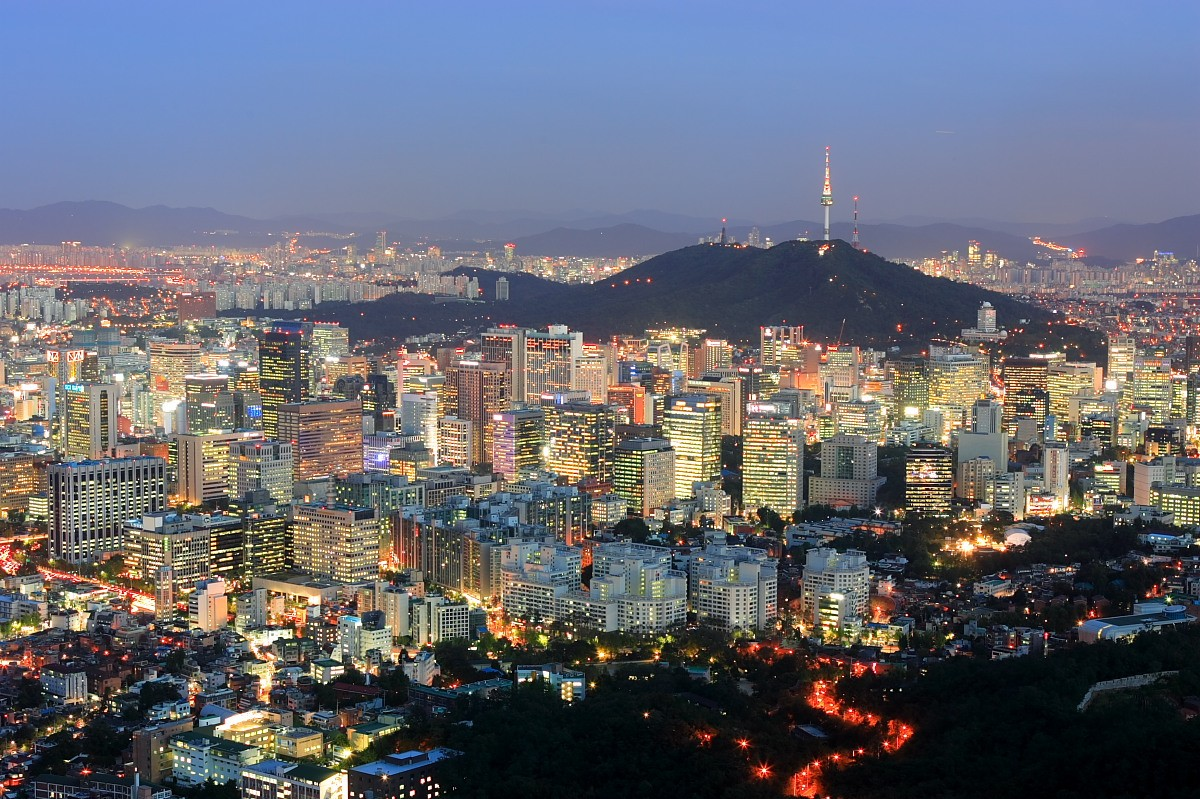 Travel & Adventures: Seoul ( 서울 ). A Voyage To Seoul