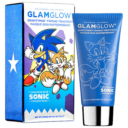 Masque soin raffermissant GravityMud Sonic - GLAMGLOW