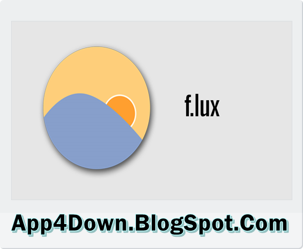 F.lux 3.10 For Windows Full Version Download