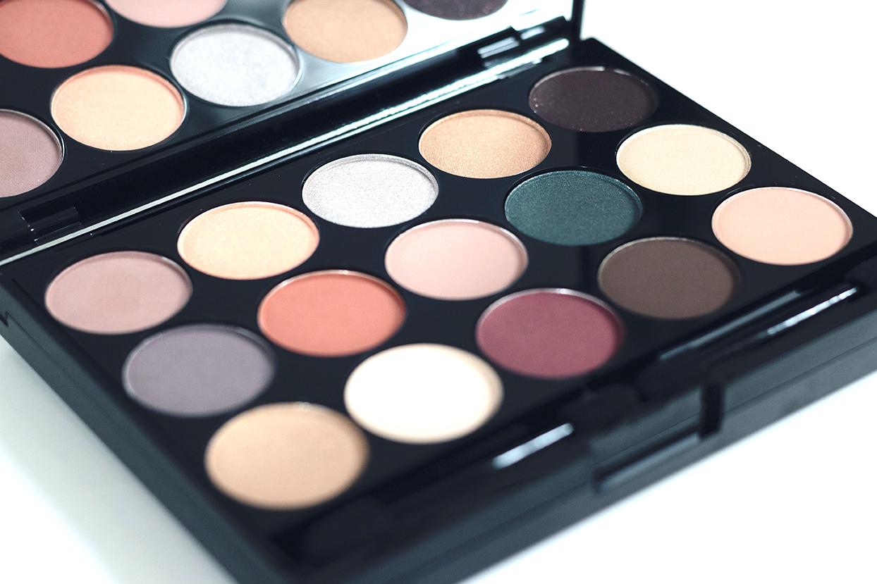 Paleta de sombra de olhos NYX