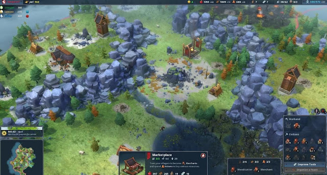 Northgard - Real-time Strategy
