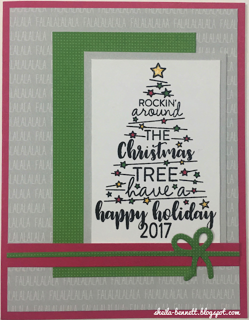 Christmas Tunes (October SOTM Blog Hop)