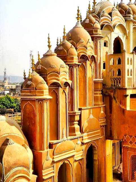 Jaipur (Best Honeymoon Destinations In India)