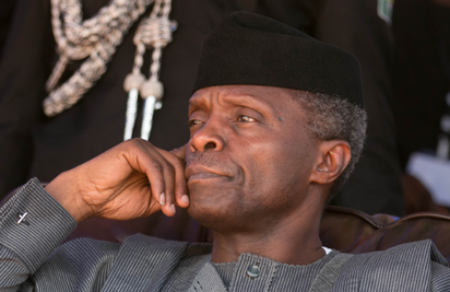 Osinbajo Said If Benue killings Doesn't  Stop He Will Step Down