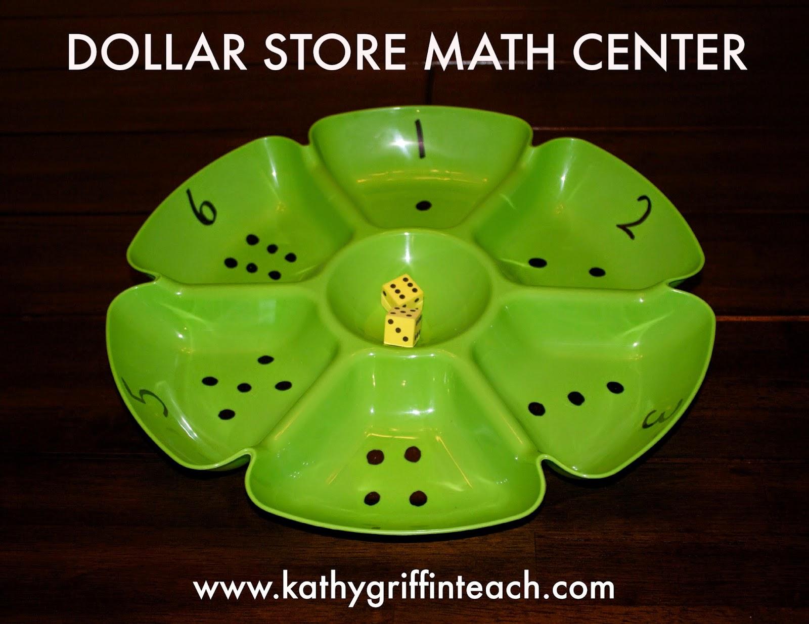 3rd Grade Math Centers T