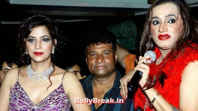 Tanisha Singh, Satish Shetty and Laxmi, Page 3 Girl Tanisha Singh Birthday Bash Pics