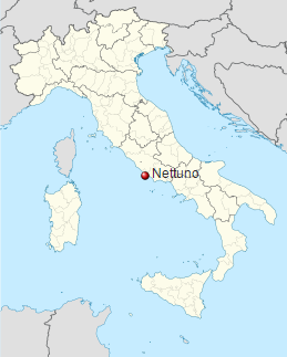 Lugares Sacros: Santuario de Santa María Goretti en Nettuno