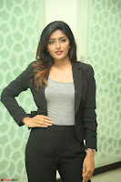 Actress Eesha Looks gorgeous in Blazer and T Shirt at Ami Tumi success meet ~  Exclusive 002.JPG