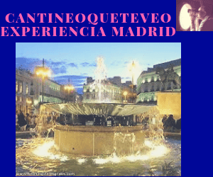 cantineoqueteveo: experiencia única Madrid