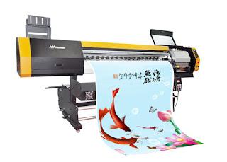 Digital Printing Kain