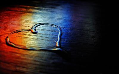 imagen de amor con corazón