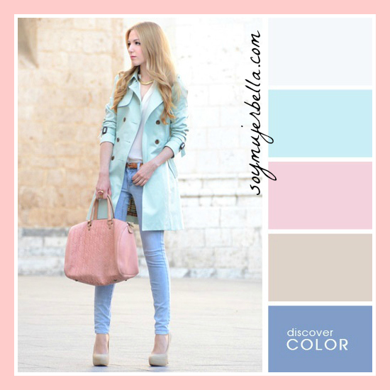 look casual con chaqueta