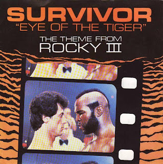 Eye of the tiger. Survivor