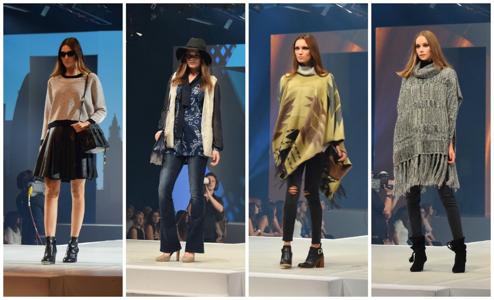 Fashion Show FashFest Cosmopolitan Trends For Autumn