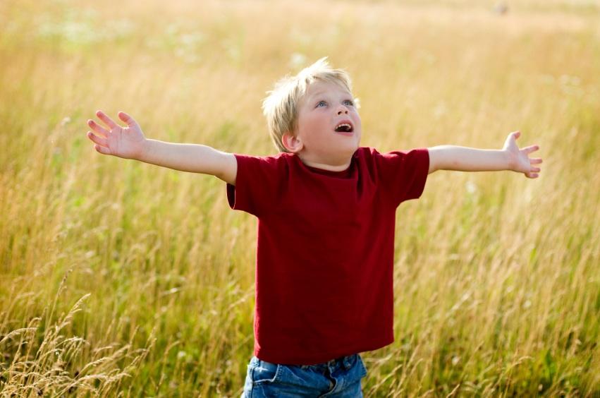 meet us here scripture about children