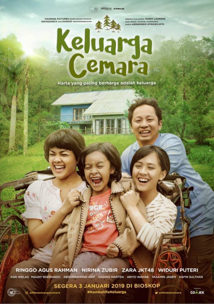 Download Film Keluarga Cemara (2019) Full HD