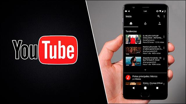 """تعرف على مزايا جديدة سترى النور في """"واتساب"""" قريباً Youtube-Dark-Mode"""