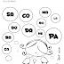 Atividades de alfabetização - formação de palavras