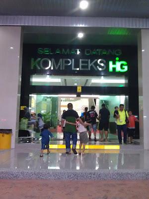 Tempat shopping di Langkawi