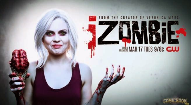 iZombie (2015-) ταινιες online seires oipeirates greek subs