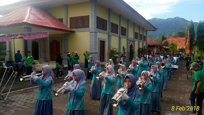 Marching Band Genta Bahana Sakti MAN Buleleng
