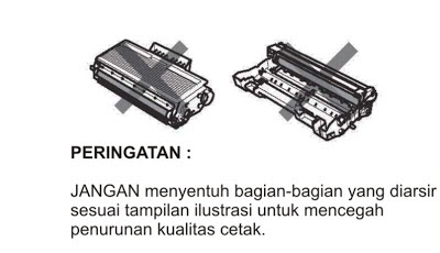 Jual Tinta & Service Printer: Cara Memasang Toner Printer