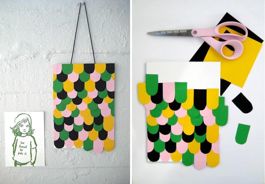 Bedwelming Lille Lykke: Creatief met papier @CG08