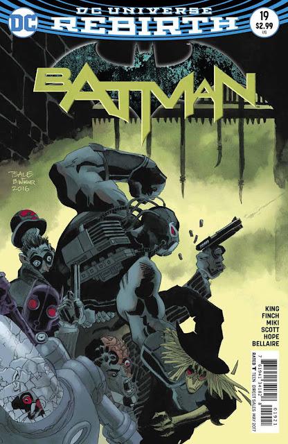BATMAN 19
