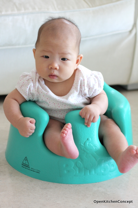 aqua Possessing Chinese Flavors Bumbo Floor Seat And Tray Other