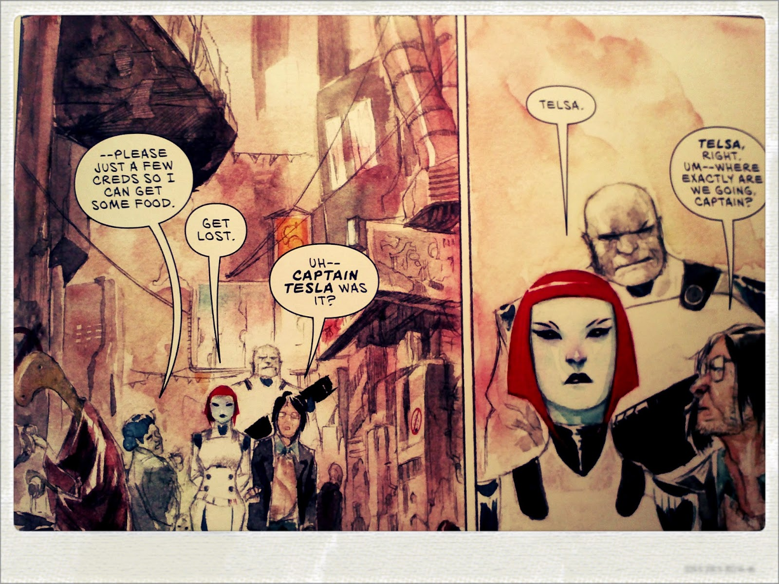 Descender #1 (My favorite panel)