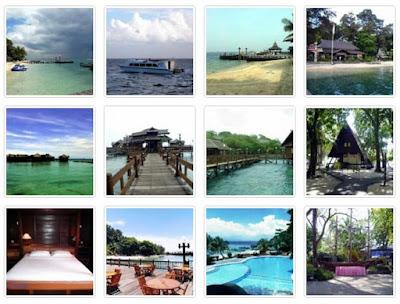paket tour wisata ke pulau ayer